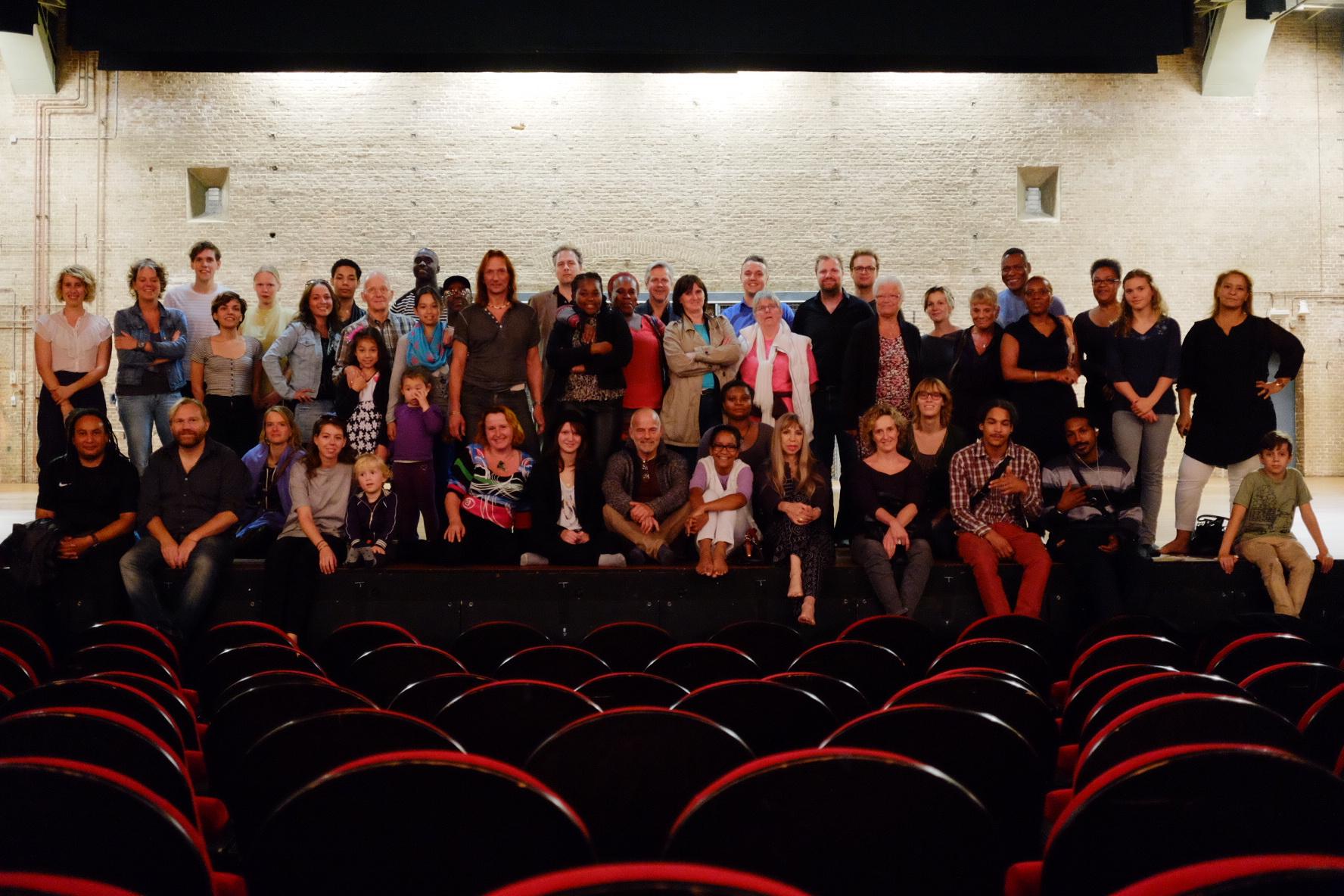 foto deelnemers 5 oktober