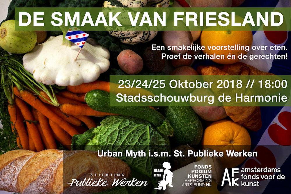 De Smaak van Friesland